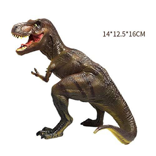 OHQ Juguete Modelo Simulado del Juguete del Dinosaurio De La Ciencia Regalo NiñOs De Los NiñOs
