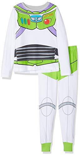Toy Story Jungen Buzz Lightyear Dress Up Zweiteiliger Schlafanzug, Mehrfarbig (Multi), Jahre (Herstellergröße: 4-5) (Up Jungen Dress Für)