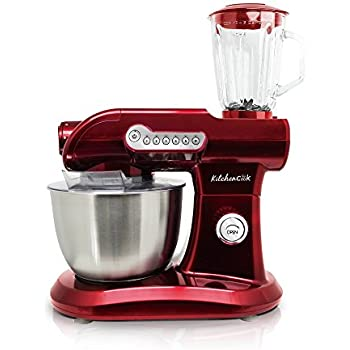 Kitchencook 1160875 Evolution V3 Robot Multifonction Rouge