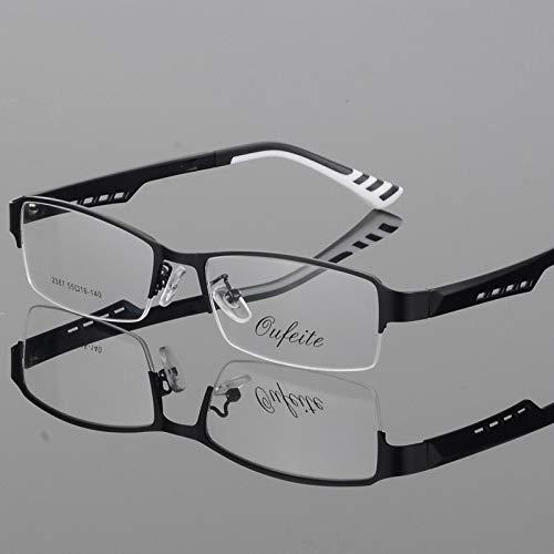 YMTP Half Randlose Brillen Rahmen Semi Rim Brillengestell Für Frauen Brillen Weiblich