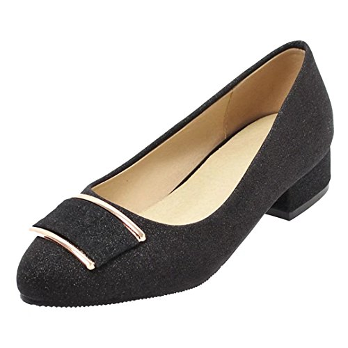 AIYOUMEI Low-Top Donna Nero