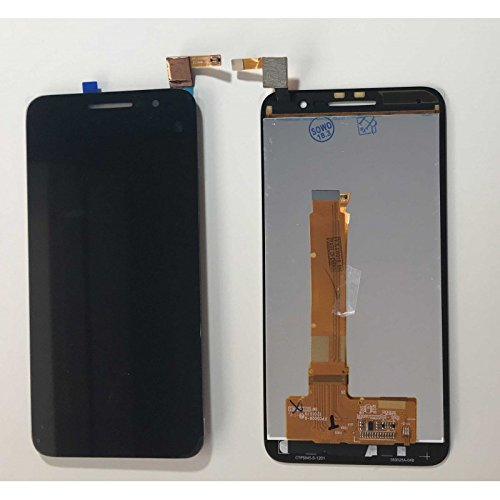HOUSEPC Touchscreen Glas + LCD-Display Alcatel Vodafone Smart Prime 6 Vf-895n Schwarz Vf-lcd