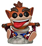 Funko Pop Figura De Vinil Games Bandicoot-Crash Coleccionable, Multicolor (43343)