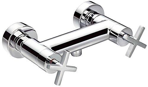 Preisvergleich Produktbild Clever 97884–Morea–singolo-foro Wasserhahn Dusche ohne Zubehör