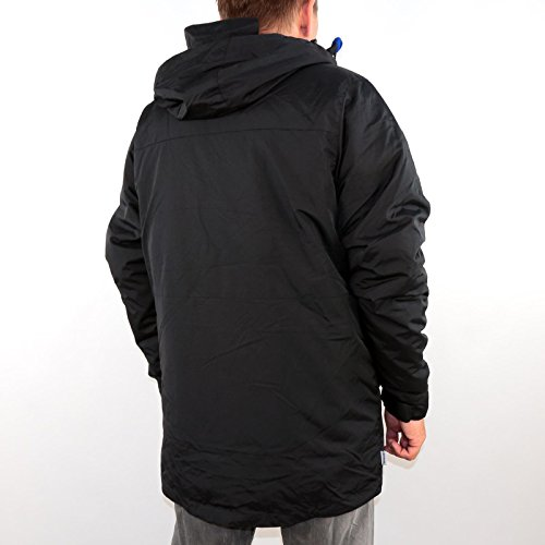 Peak Jacket Black