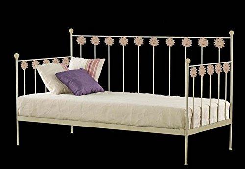 Sofabett aus Schmiedeeisen : Modell SONNE