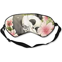 Comfortable Sleep Eyes Masks Cute Panda Pattern Sleeping Mask For Travelling, Night Noon Nap, Mediation Or Yoga preisvergleich bei billige-tabletten.eu