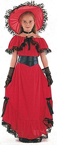 idealWigsNet Scarlett O'Hara Kostüm