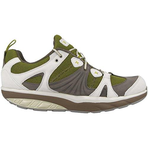MBT Schuhe Hiari Lace Women Damen fango-silver birch-moss (700344-936)