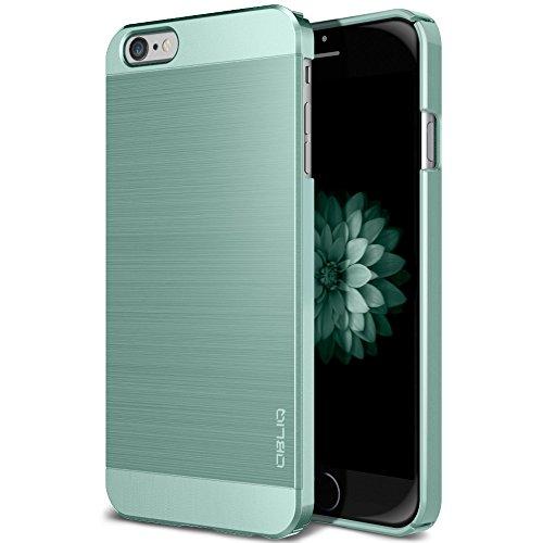 Obliq Slim Meta & Slim Meta II für iPhone 6S / 6S Plus, plastik, Meta Metallic Mint, iPhone 6/6s Plus