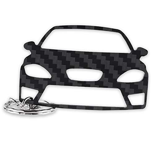 Preisvergleich Produktbild ACF Seat Schlüssel-Anhänger / echtes Carbon / Geschenk-Idee / Tuning / Seat Leon Cupra 1P FR