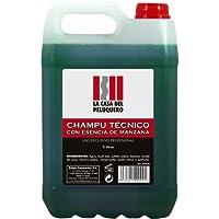 Champú Neutro Técnico Con Esencia De Manzana - Garrafa 5 Litros - Proporciona Luminosidad - Para