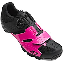 Giro Cylinder MTB, Zapatos de Bicicleta de montaña para Mujer