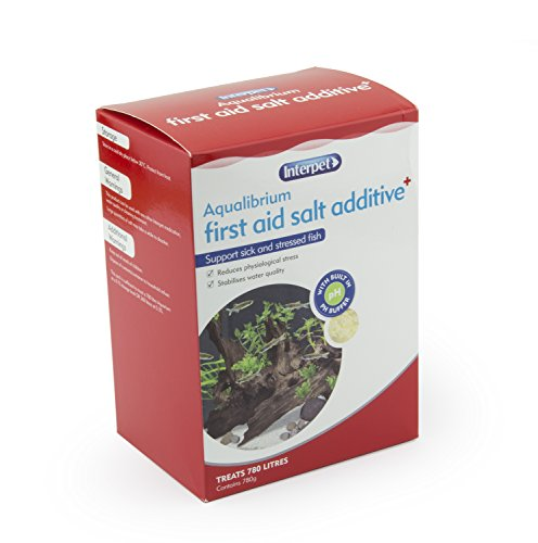 interpet-aqualibrium-first-aid-salt-addative-aquarium-fish-treatment-780-g