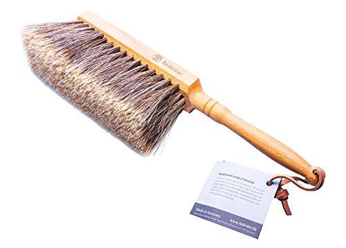 Redecker Hand Brush With Wooden Handle, 30cm, Beechwood