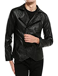 d34f2b605 Amazon.co.uk: HangZhou ChunXue Fashion CO,.LTD. - Coats & Jackets ...