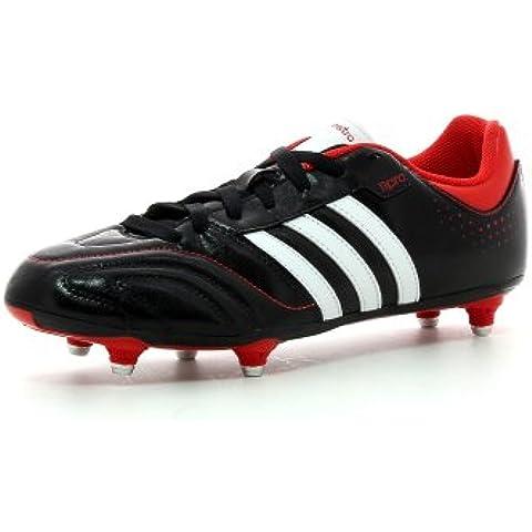 Adidas - Botas de fútbol para hombre - black - black Talla:42