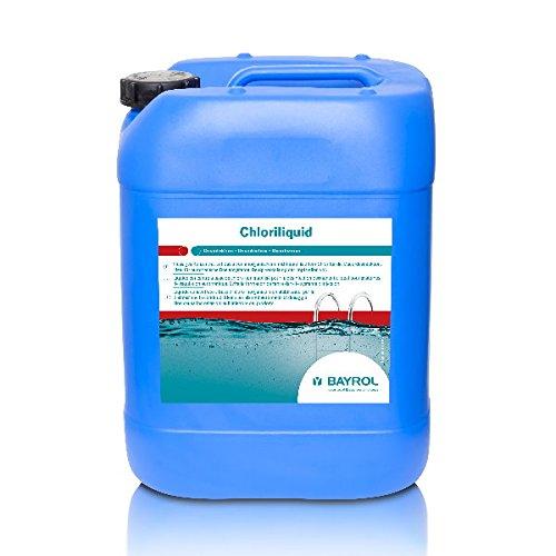 25 Kg Bayrol - ChloriLiquid