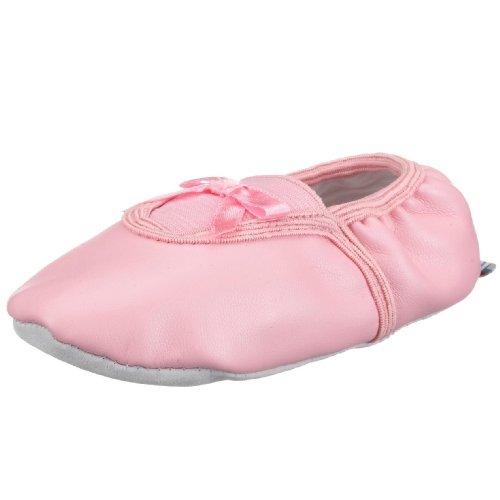 Bild von Playshoes Gymnastikschuhe, Balettschläppchen Schleife 208752 Mädchen Gymnastikschuhe