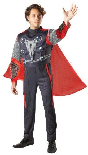 Imagen de rubbies  disfraz de thor para hombre, talla l única  880947std