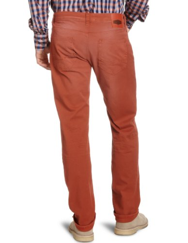 Cross Jeans - Jean - Homme Rouge (Rust Red)