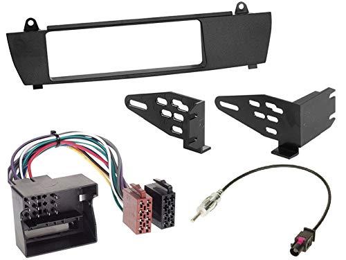 Alpine-UTE-202DAB-1-DIN-Autoradio-inkl-DAB-Antenne-USB-AUX-Spotify-fr-BMW-X3-E83-2004-2010-schwarz-ohne-OEM-Navi