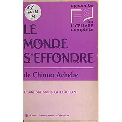 SEFFONDRE LE MONDE LIVRE PDF LE TÉLÉCHARGER
