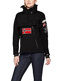 Geographical Norway Damen Sweatjacke Tulbeuse Lady 005