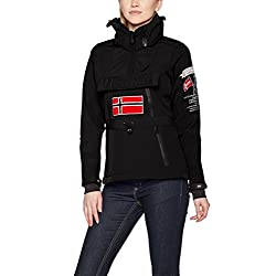 Geographical Norway...
