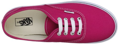 Vans - K Authentic, Sneaker Bambino Rosa (Bright Rose/True White)