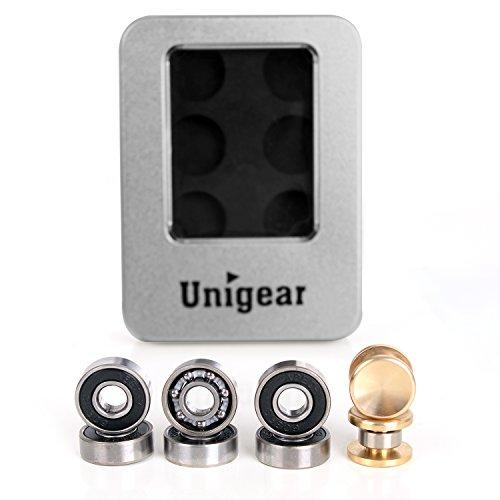 Preisvergleich Produktbild Fidget Spinner Lager R188 *2 + Lager 608 *6, Figet Spinner Kugellager Set
