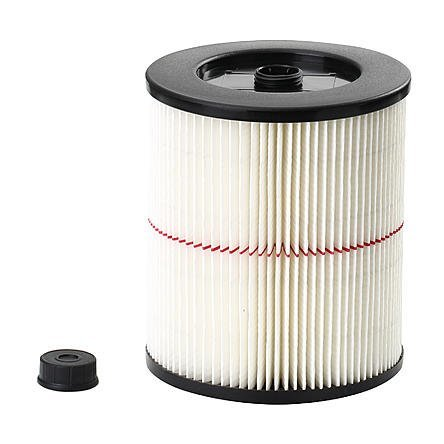 Craftsman 9-17816 Filter Fits All Current Craftsman Vacuums 5 Gallons and Above by Craftsman (Filter 17816)