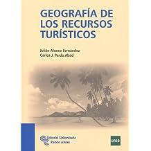 Geografía de los recursos turísticos (Manuales)