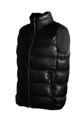 CMP Doudoune en duvet pour homme Noir (461E) - Noir (461E)