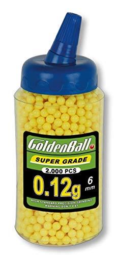 Goldenball 35011 Munición para Armas, Unisex Adulto, Talla Única