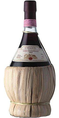 Chianti DOCG Le Terre di Poppiano e Mandorlaia 1 fiasco da 1 litro