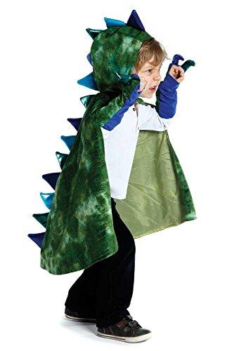 Drachen-Cape mit Krallen (Kostüme Drachen Childrens)