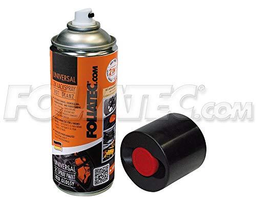 Foliatec FT 2130 2K - Vernice spray per parti moto e auto