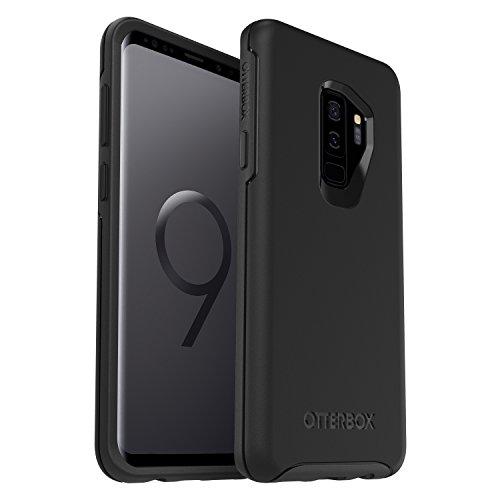 OtterBox Symmetry Sturzsichere Schutzhülle, (geeignet für Samsung Galaxy S9+) schwarz
