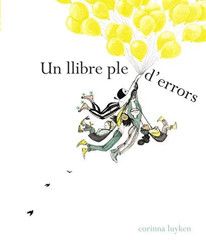 Un llibre ple d'errors por Corinna Luyken