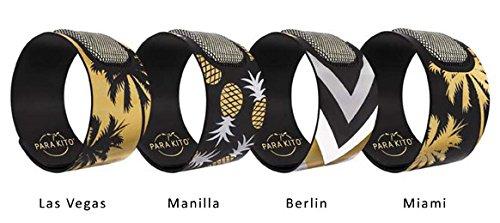 Imagen de para'kito  pulsera de difusión de aceite esencial contra mosquitos para adultos, bangkok alternativa