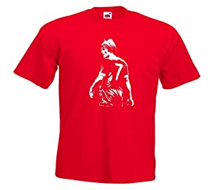 Kenny Dalglish No 7 Of Liverpool FC Football Club Legend T-Shirt - All Sizes - All Sizes (XX-Large) by Sports Crazy