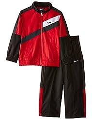 Nike T45 W Sl Warm Up LK - Chándal para niño, color rojo, talla XL