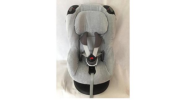 Sommerbezug Schonbezug Frottee Von Eko Passend Für Maxi Cosi Tobi Frottee 100 Baumwolle Hellgrau Baby