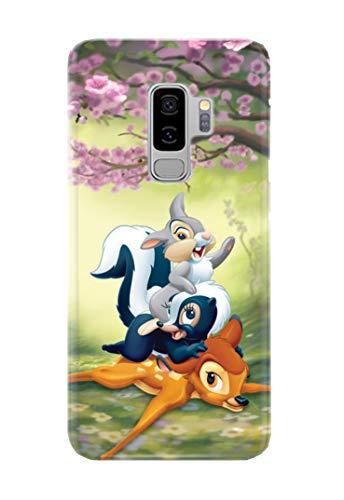 Case Me Up Handy Hülle für Samsung Galaxy S9 Bambi Disney 5 Designs