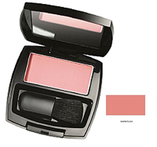Avon True Colour - Espejo colorete luminoso compacto