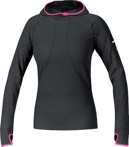 Gore Running Wear Women's Air Lady Hoody Shirt