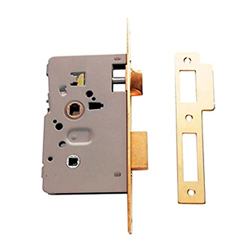Tesa Assa Abloy 201450LP Cerradura de embutir para puertas de madera,