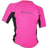 Sharkskin Rapid Dry Short Sleeve Shirt
