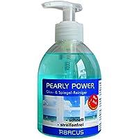 Pearly Power (300ml) Nettoyant concentré pour–-- Miroir Verre Fenêtre Nettoyant Nettoyant pour surfaces lisses...